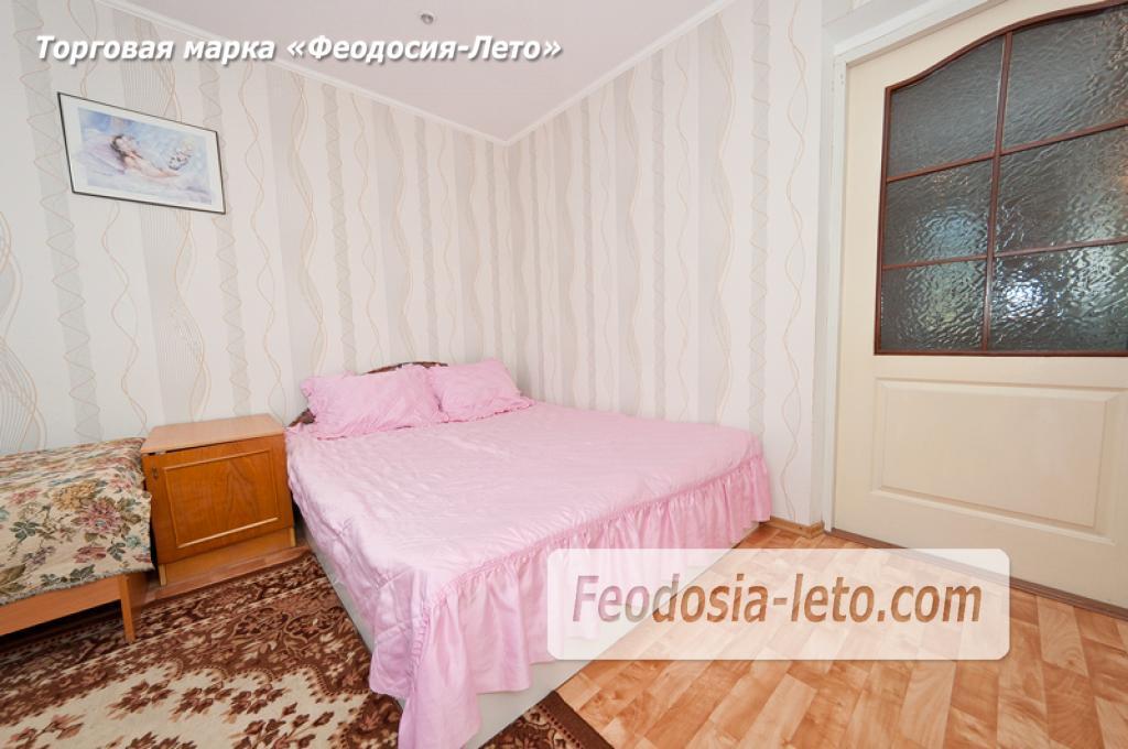 Сдам квартиру в Феодосии  на бульваре Саршинова, 23