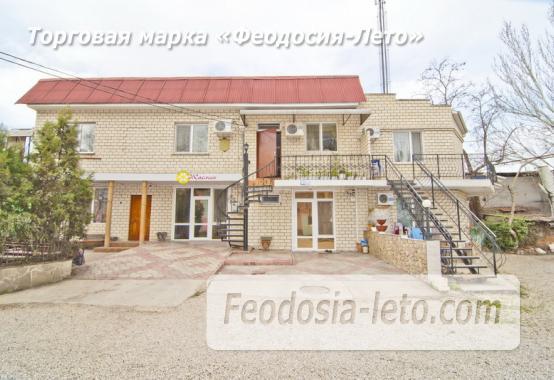 Отличная гостиница в Феодосии на улице Федько - фотография № 1