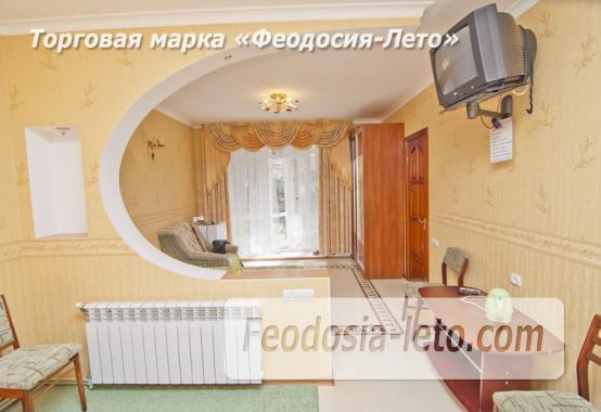 Отличная гостиница в Феодосии на улице Федько - фотография № 2