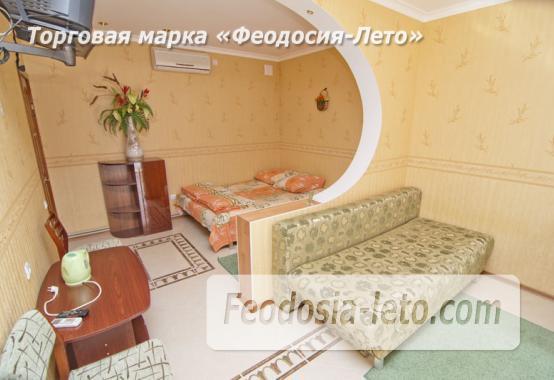 Отличная гостиница в Феодосии на улице Федько - фотография № 3