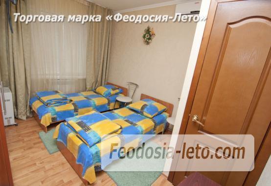 Отличная гостиница в Феодосии на улице Федько - фотография № 12