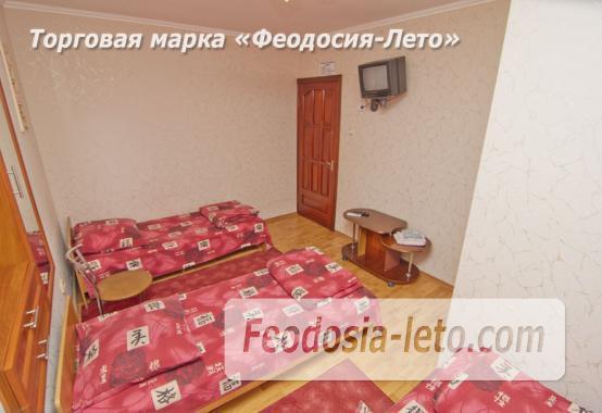 Отличная гостиница в Феодосии на улице Федько - фотография № 15
