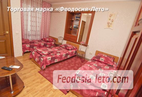 Отличная гостиница в Феодосии на улице Федько - фотография № 16