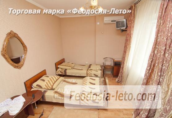Отличная гостиница в Феодосии на улице Федько - фотография № 17