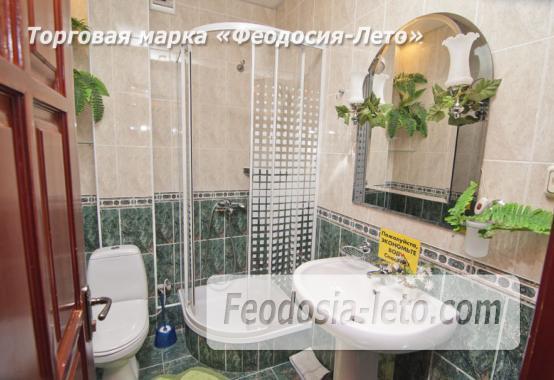 Отличная гостиница в Феодосии на улице Федько - фотография № 20