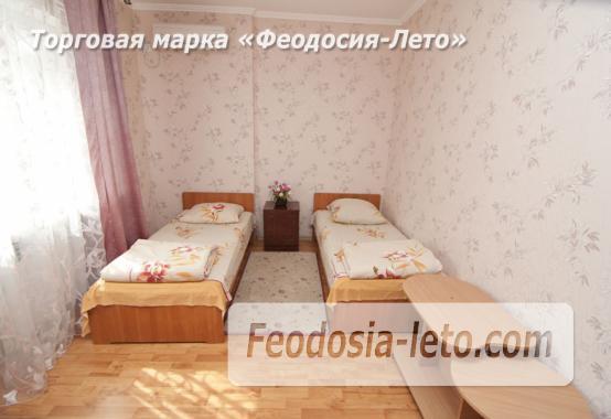 Отличная гостиница в Феодосии на улице Федько - фотография № 21