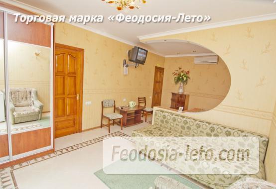 Отличная гостиница в Феодосии на улице Федько - фотография № 4