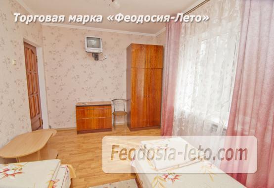 Отличная гостиница в Феодосии на улице Федько - фотография № 22