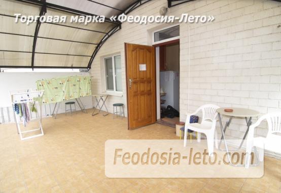 Отличная гостиница в Феодосии на улице Федько - фотография № 24
