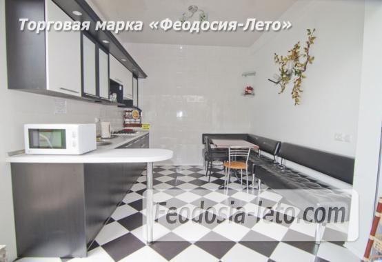 Отличная гостиница в Феодосии на улице Федько - фотография № 25