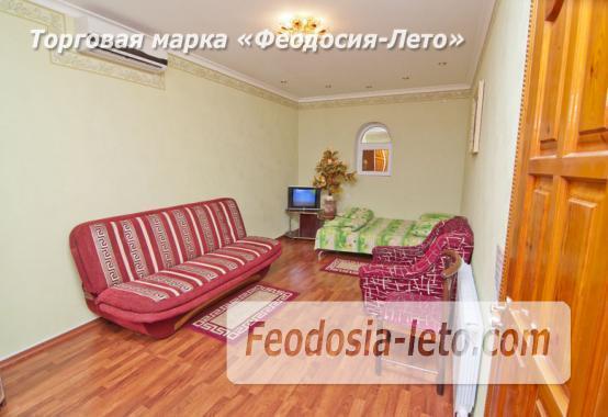 Отличная гостиница в Феодосии на улице Федько - фотография № 5