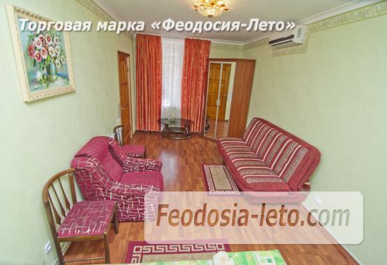 Отличная гостиница в Феодосии на улице Федько - фотография № 6