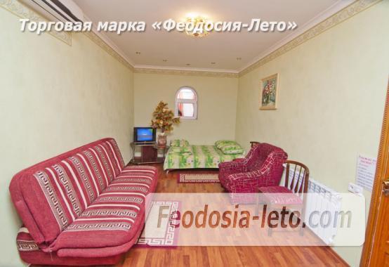 Отличная гостиница в Феодосии на улице Федько - фотография № 7