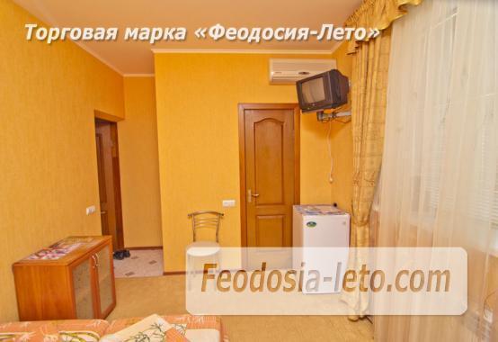 Отличная гостиница в Феодосии на улице Федько - фотография № 10