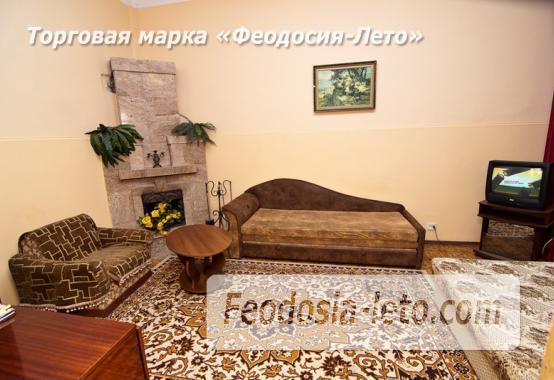 1 комнатная первоклассная квартира в Феодосии на улице Русская - фотография № 3