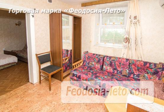 2 комнатный потрясный дом в Феодосии на улице Пономарёвой - фотография № 3