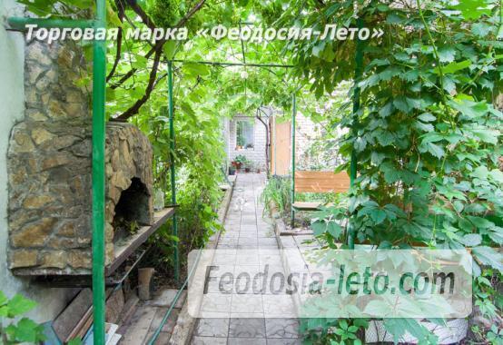 2 комнатный потрясный дом в Феодосии на улице Пономарёвой - фотография № 13