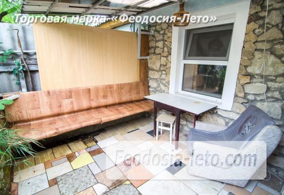 2 комнатный потрясный дом в Феодосии на улице Пономарёвой - фотография № 10