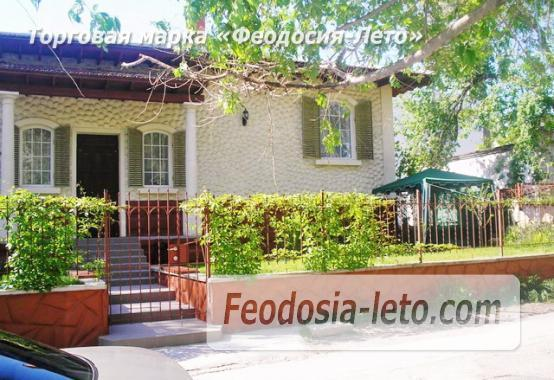 Роскошный гостевой дом с бассейном в Феодосии на улице Куйбышева - фотография № 3