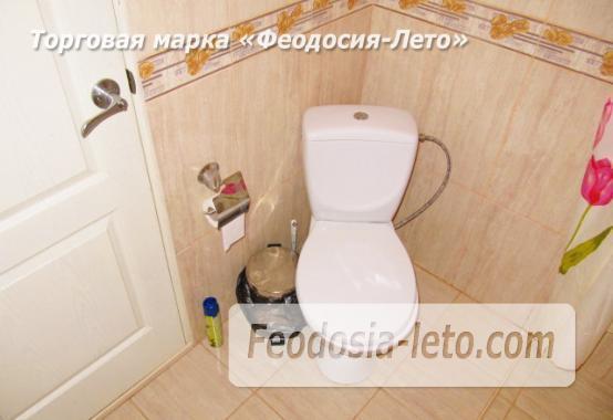 Роскошный гостевой дом с бассейном в Феодосии на улице Куйбышева - фотография № 20