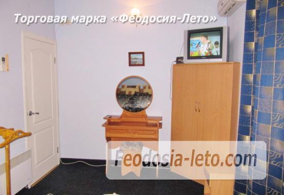 Роскошный гостевой дом с бассейном в Феодосии на улице Куйбышева - фотография № 33