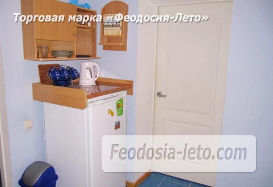 Роскошный гостевой дом с бассейном в Феодосии на улице Куйбышева - фотография № 36