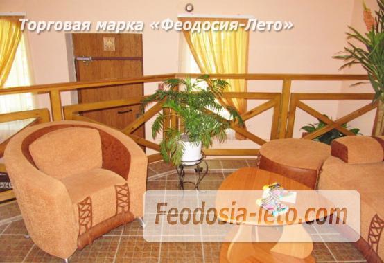 Роскошный гостевой дом с бассейном в Феодосии на улице Куйбышева - фотография № 8