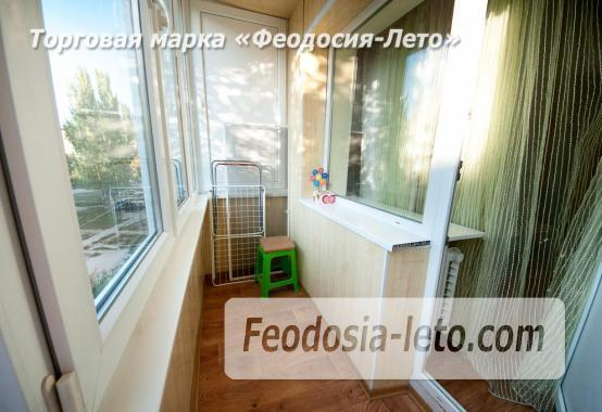 1-комнатная квартира в Феодосии, бульвар Старшинова, 12 - фотография № 10