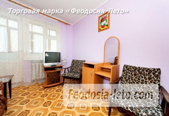 1-комнатная квартира на улице Советская, 16 в г. Феодосия - фотография № 1