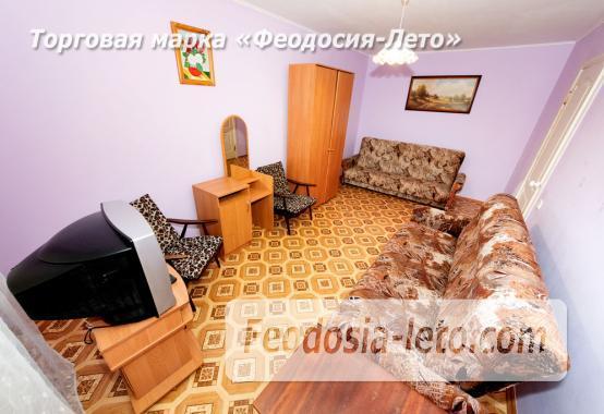 1-комнатная квартира на улице Советская, 16 в г. Феодосия - фотография № 2