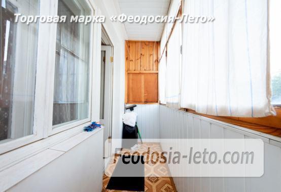 1-комнатная квартира на улице Советская, 16 в г. Феодосия - фотография № 9