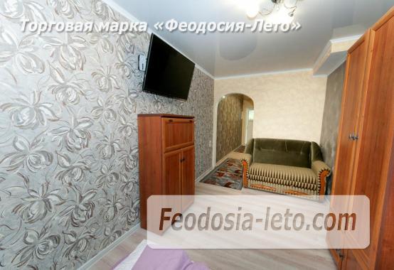 1-комнатная Феодосия на Динамо, ул. Федько - фотография № 4
