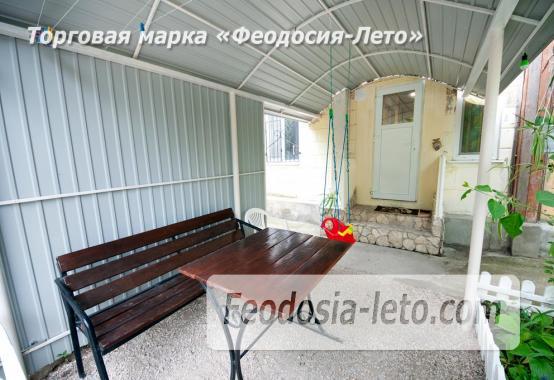 1-комнатная Феодосия на Динамо, ул. Федько - фотография № 12