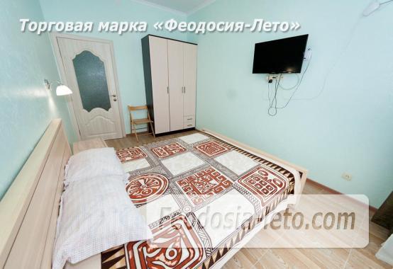 1-комнатная квартира на берегу моря в г. Феодосия, Черноморская набережная - фотография № 12
