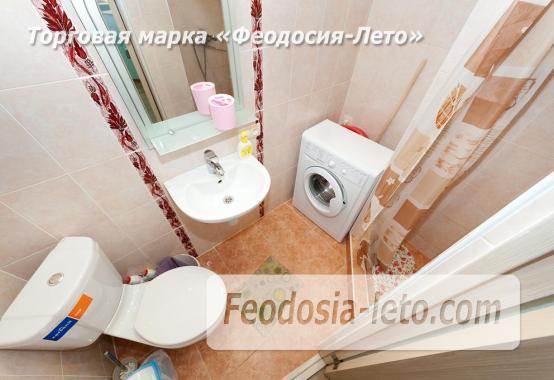 1-комнатная квартира на берегу моря в г. Феодосия, Черноморская набережная - фотография № 13