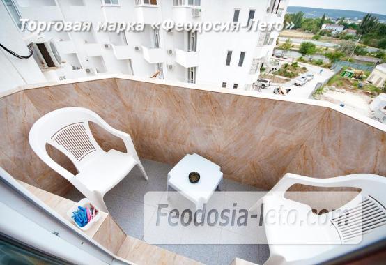 1-комнатная квартира на берегу моря в г. Феодосия, Черноморская набережная - фотография № 11