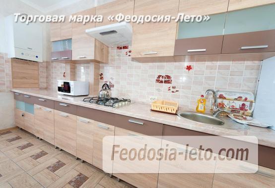 1-комнатная квартира в Феодосии на Черноморской набережной - фотография № 7