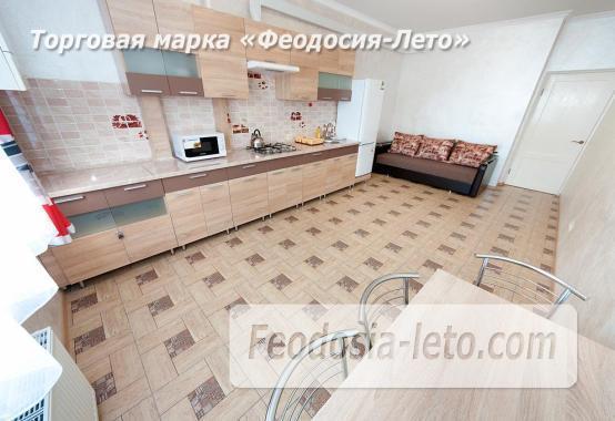 1-комнатная квартира в Феодосии на Черноморской набережной - фотография № 13