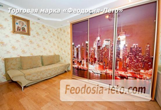 Однокомнатная квартира в Феодосии, улица Чкалова, 92 - фотография № 1