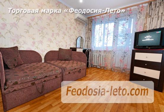 1-комнатная квартира в Феодосии, улица Федько, 45 - фотография № 4