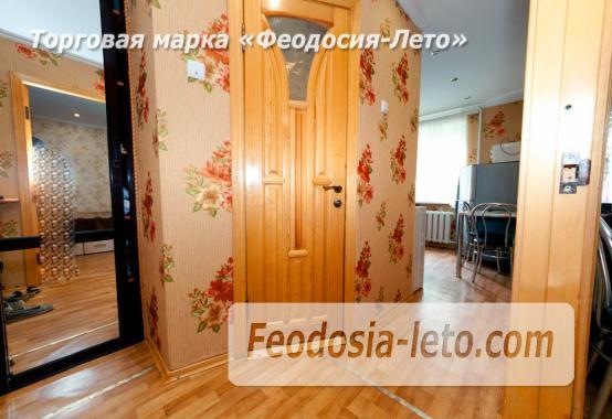1-комнатная квартира в Феодосии на Динамо, улица Федько, 45 - фотография № 2