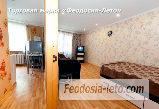1-комнатная квартира в Феодосии на Динамо, улица Федько, 45 - фотография № 3