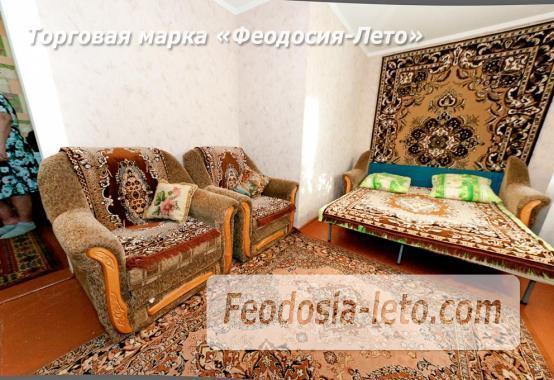 1-комнатная квартира в Феодосии на Золотом пляже - фотография № 1