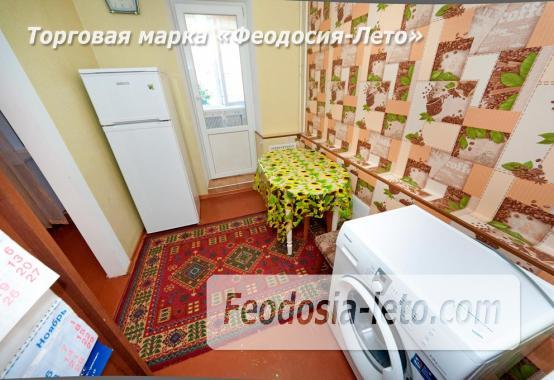 1-комнатная квартира в Феодосии на Золотом пляже - фотография № 8