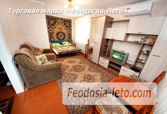 1-комнатная квартира в Феодосии на Золотом пляже - фотография № 4