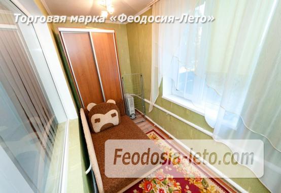 1-комнатная квартира в Феодосии на Золотом пляже - фотография № 6