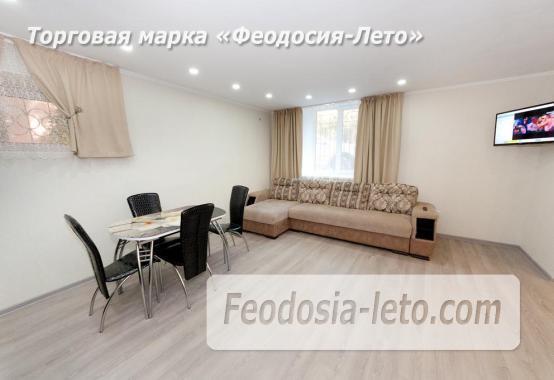 1-комнатная квартира студия в г. Феодосия, улица Горького, 36 - фотография № 1