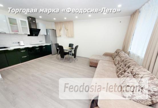 1-комнатная квартира студия в г. Феодосия, улица Горького, 36 - фотография № 4