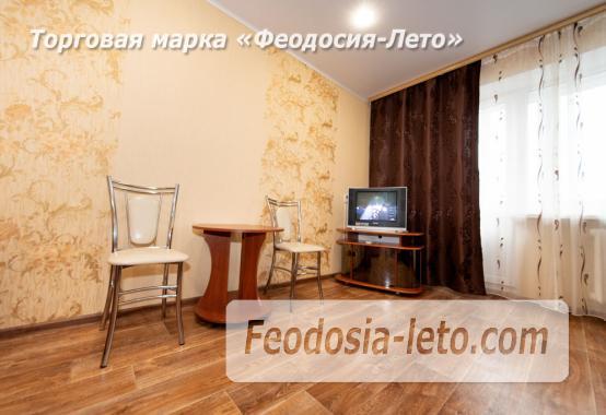 1-комнатная квартира у моря, район Динамо в Феодосии - фотография № 3