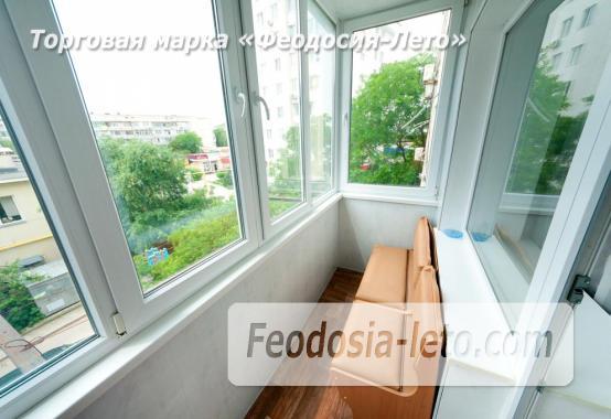 1-комнатная квартира у моря, район Динамо в Феодосии - фотография № 6